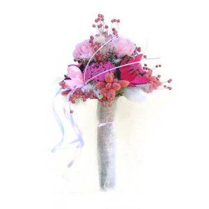 Ballagási szárazvirág csokor