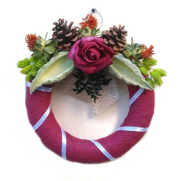 vertexes-szalmaalap-bordo-rozsaval-20cm